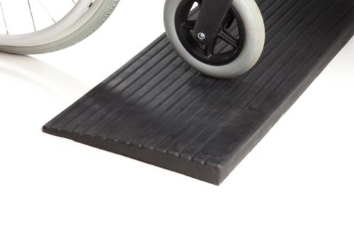 Drempelhulp rubber budget